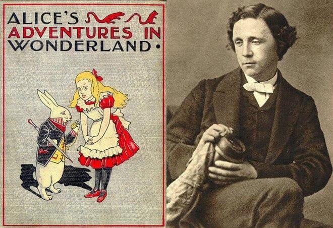 Alice's adventures in wonderland- Lewis Carroll