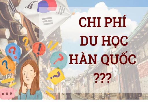 Chứng minh tài chính du học Hàn Quốc?