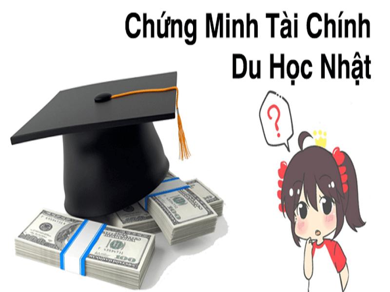 Làm sao để chứng minh tài chính du học Nhật