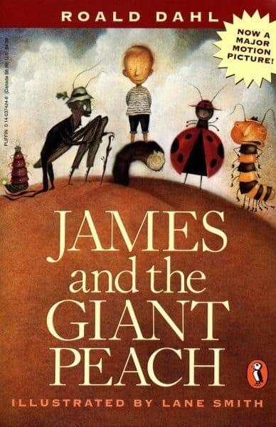 James and the Giant Peach – Roald Dahl