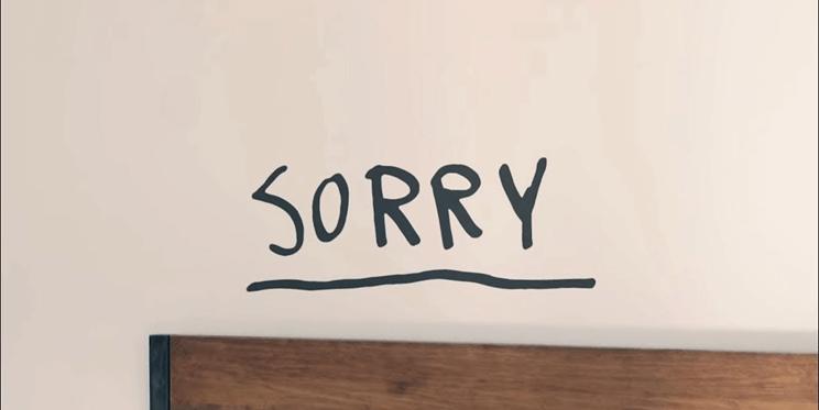 Biết xin lỗi là một nét văn hóa đẹp trong giao tiếp