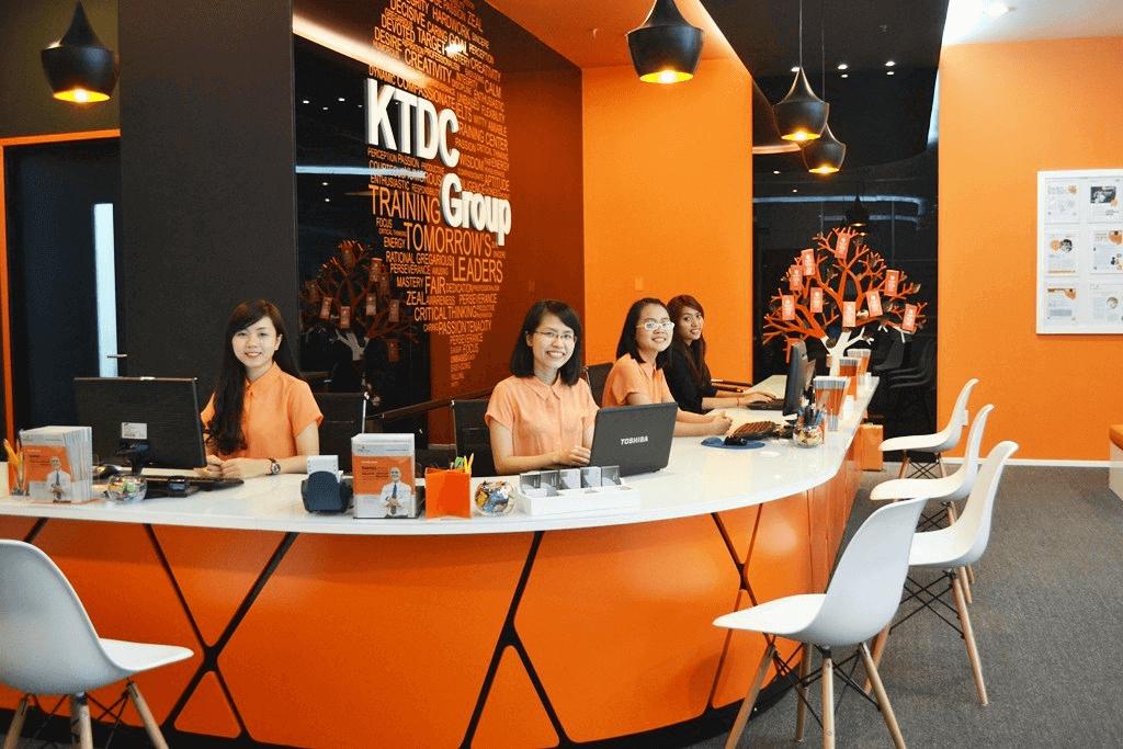 Trung tâm Ngoại Ngữ KTDC Group
