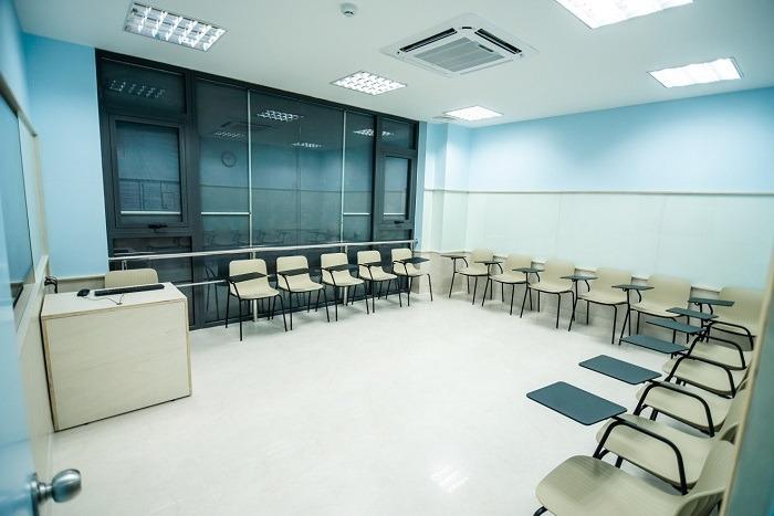 Một góc học tập tại trung tâm Anh ngữ ILA
