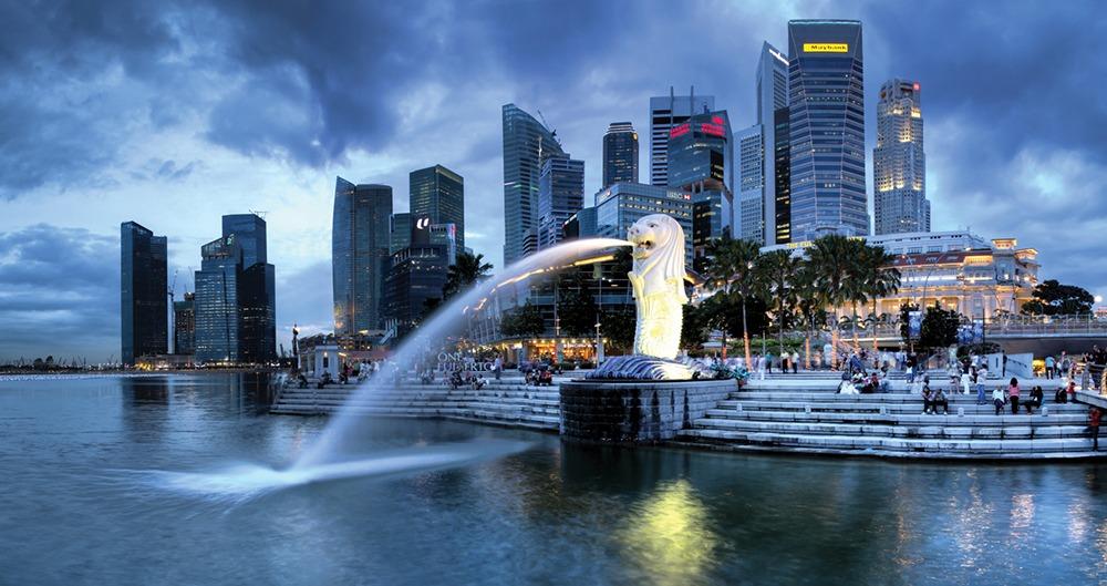 Singapore - nơi có nền văn hóa giao thoa đa dạng cùng nền kinh tế phát triển.