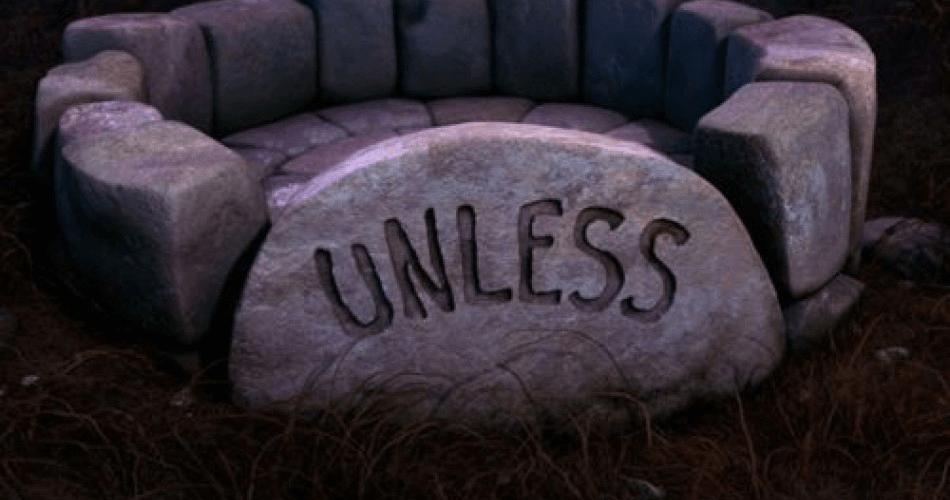 Cách dùng Unless