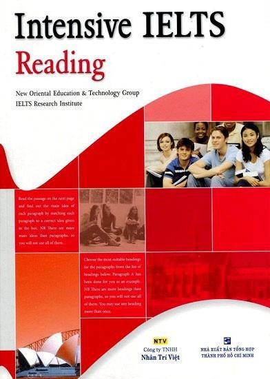 Sách Intensive IELTS Reading