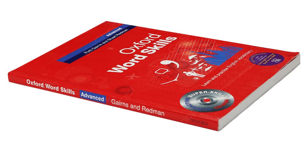Sách Oxford Word Skills Advanced