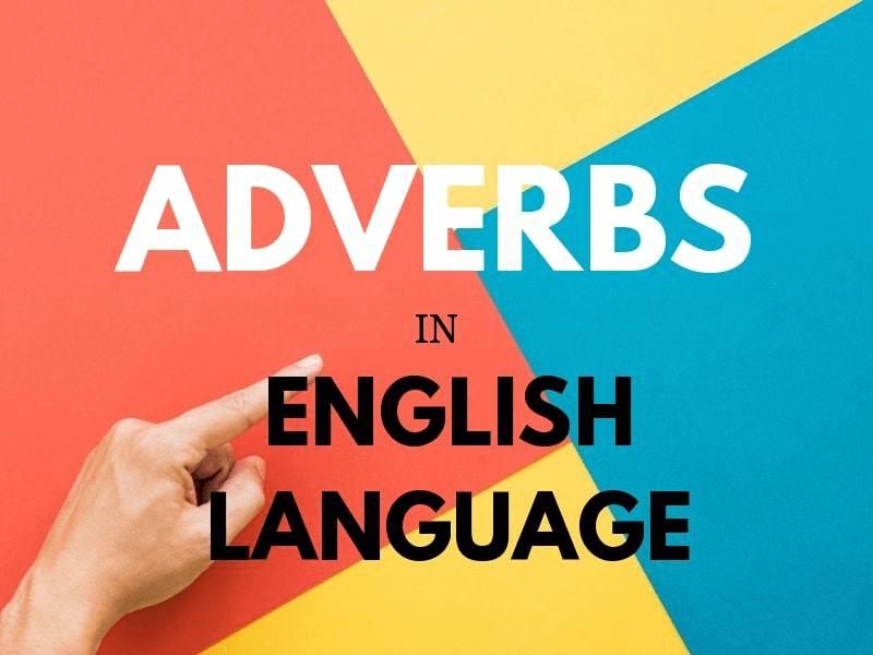 Trạng từ trong tiếng Anh