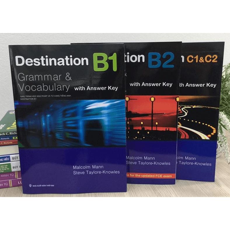 Trọn bộ sách Destination