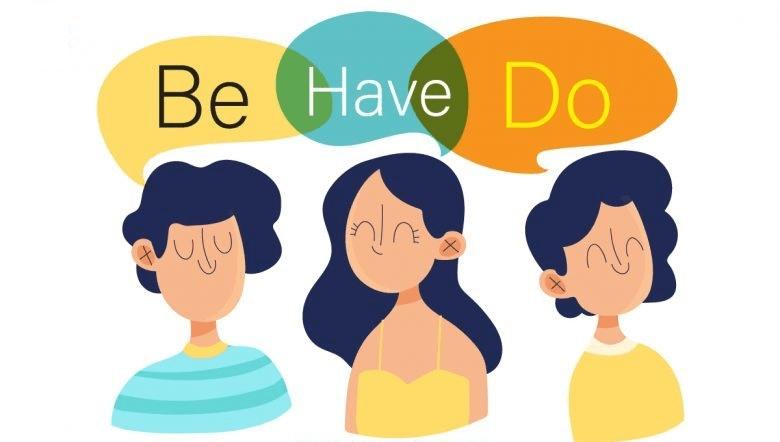 Cách dùng chi tiết của 3 loại trợ động từ chính Be – Do – Have