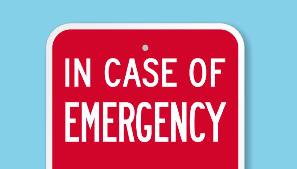 Trong tình huống khẩn cấp
