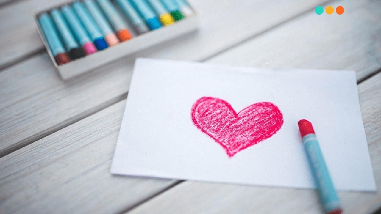 Mật mã tiếng Anh về tình yêu