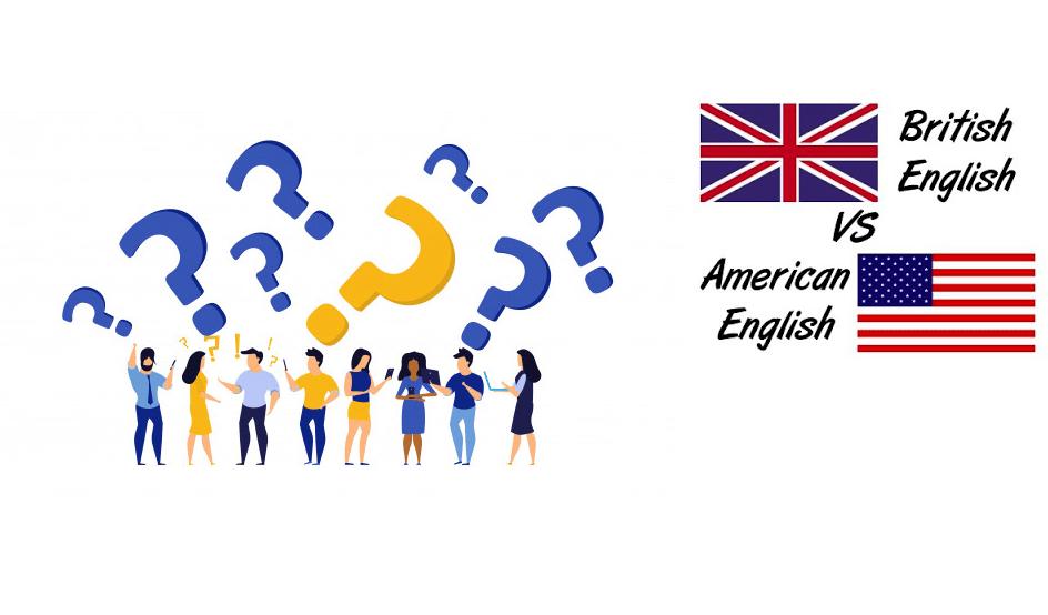 Giọng Anh Anh và Anh Mỹ
