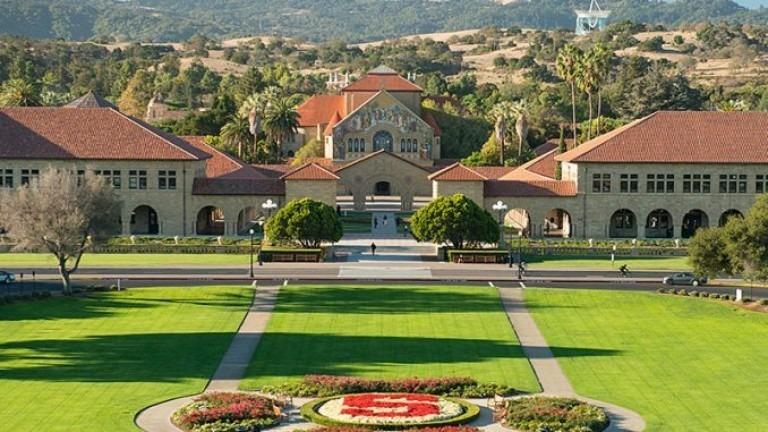 Khuôn viên trường đại học Stanford