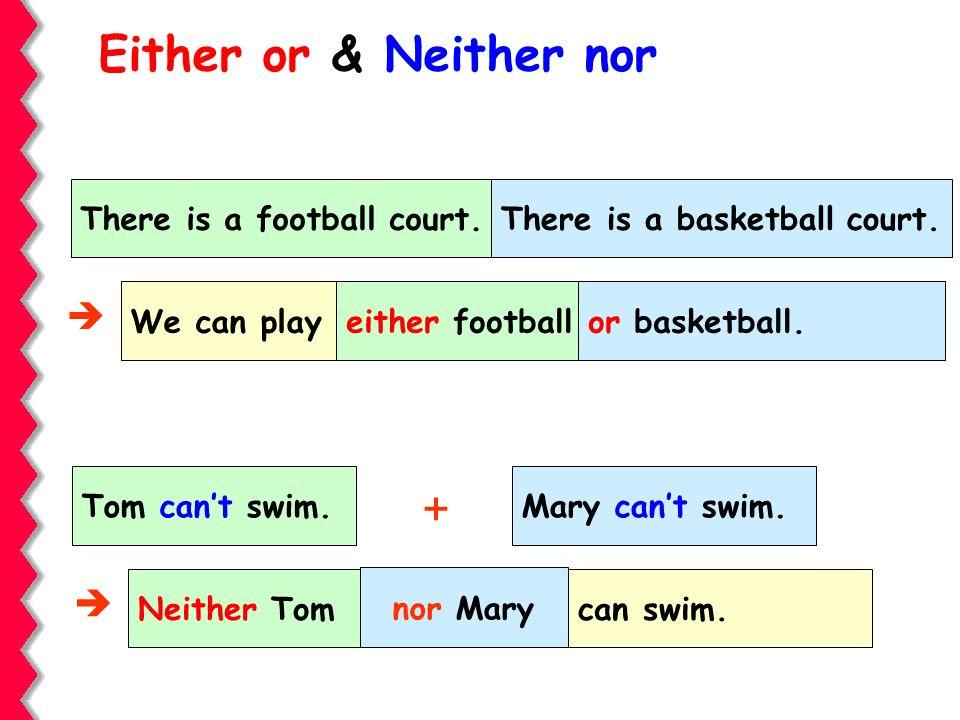 Neither…nor và either…or được dùng nhiều trong giao tiếp