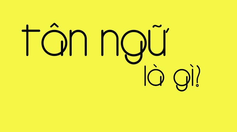 Tân ngữ trong tiếng Anh là gì