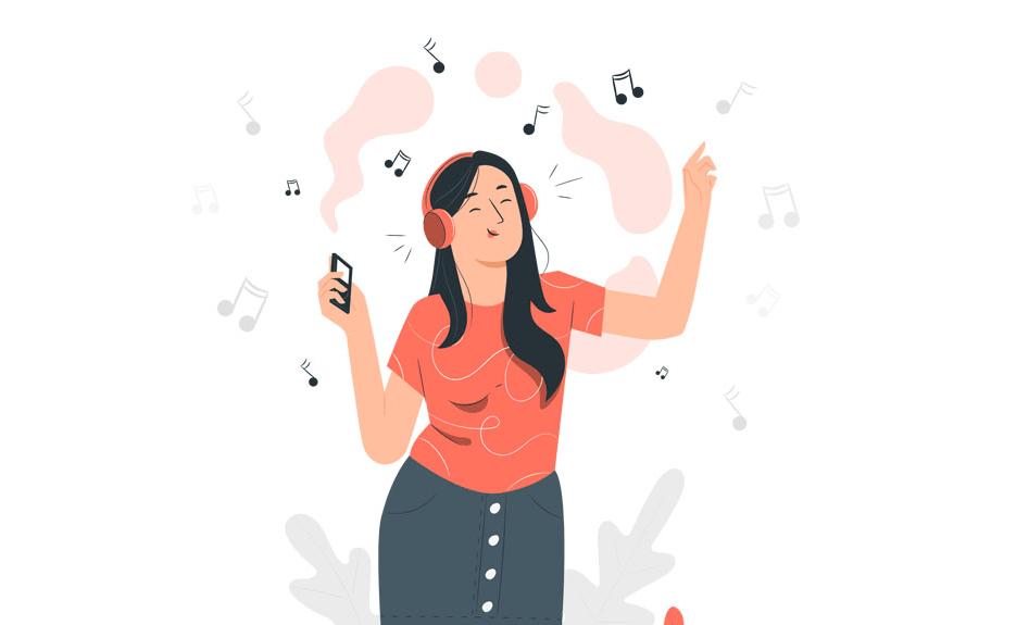 Học tiếng Anh qua âm nhạc là một cách học nhanh và gần gũi