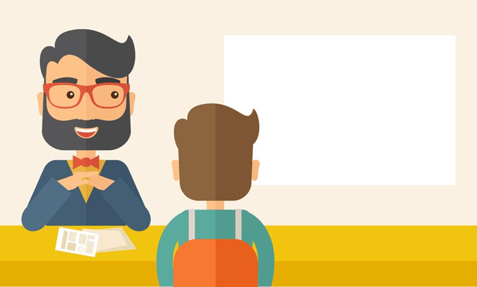 Tự tin khi gặp câu hỏi là một kỹ năng cần có khi bạn đi thi