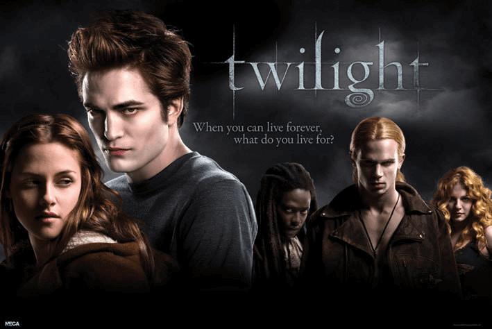 Twilight là 1 bộ phim vừa hấp dẫn vừa giúp bạn học tiếng anh