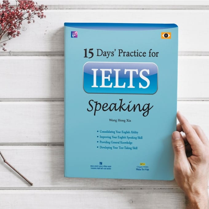 15 days practice for IELTS speaking free download