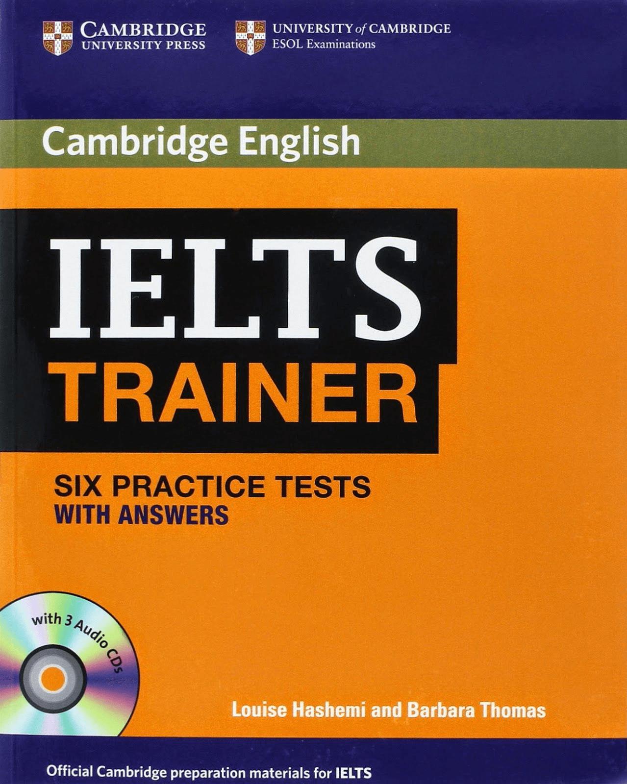 Tổng quan về sách IELTS Trainer Practice Tests