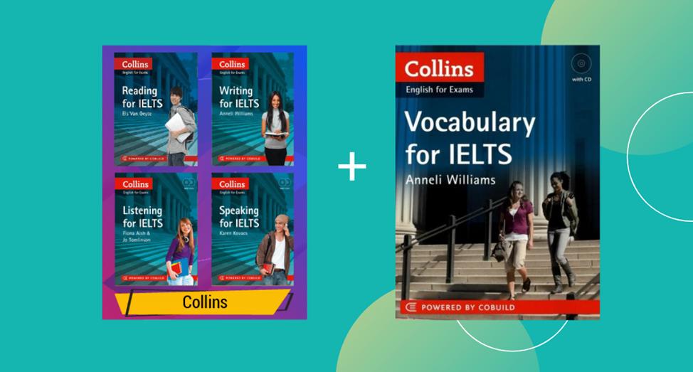 Bộ giáo trình Collins for IELTS