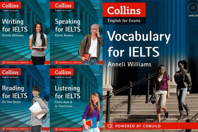 Download Trọn bộ Collins for IELTS