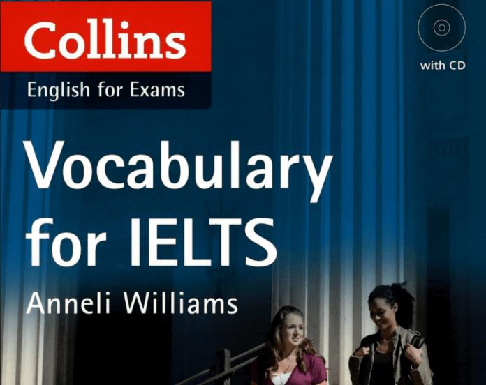 Collins IELTS vocabulary pdf