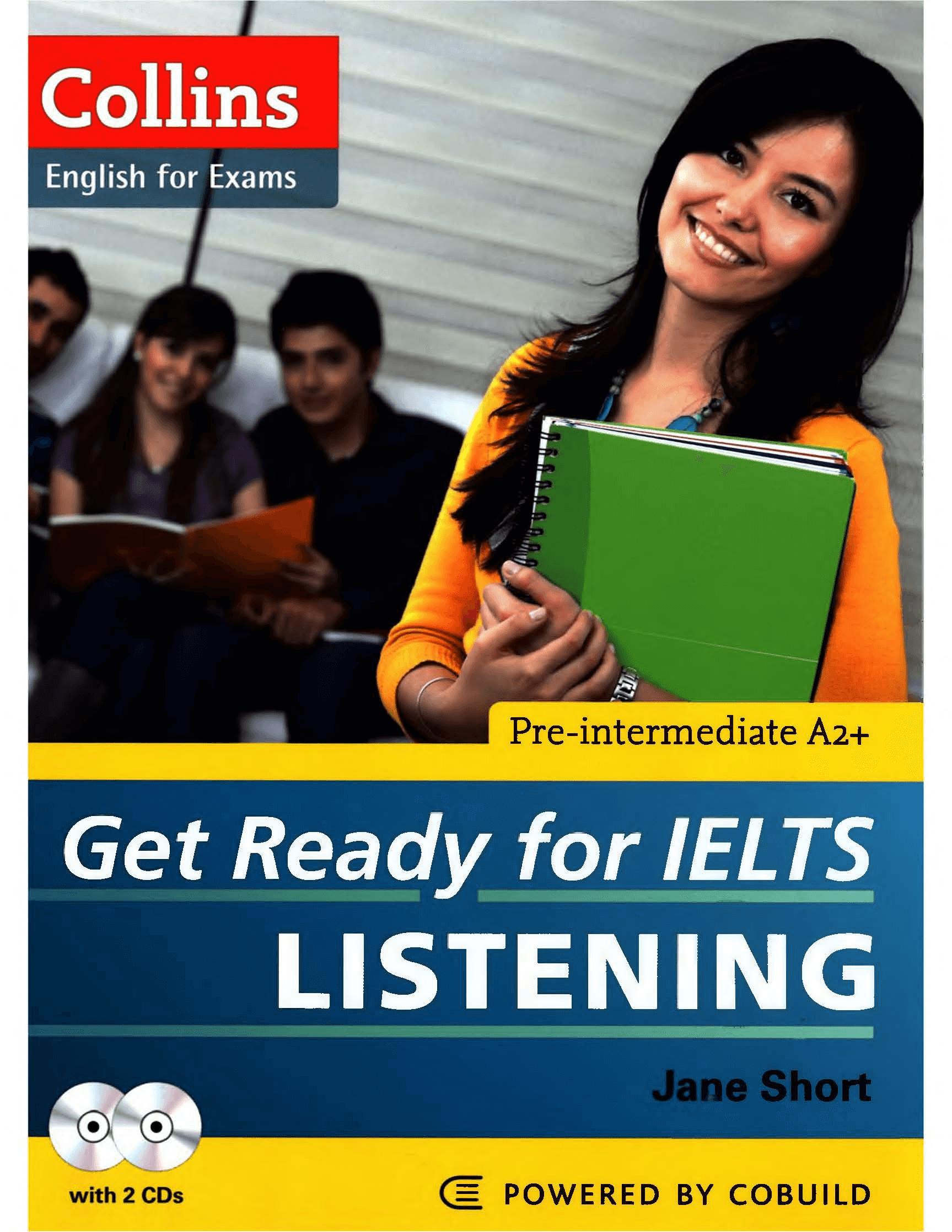 Get ready for IELTS listening - Prepare for IELTS