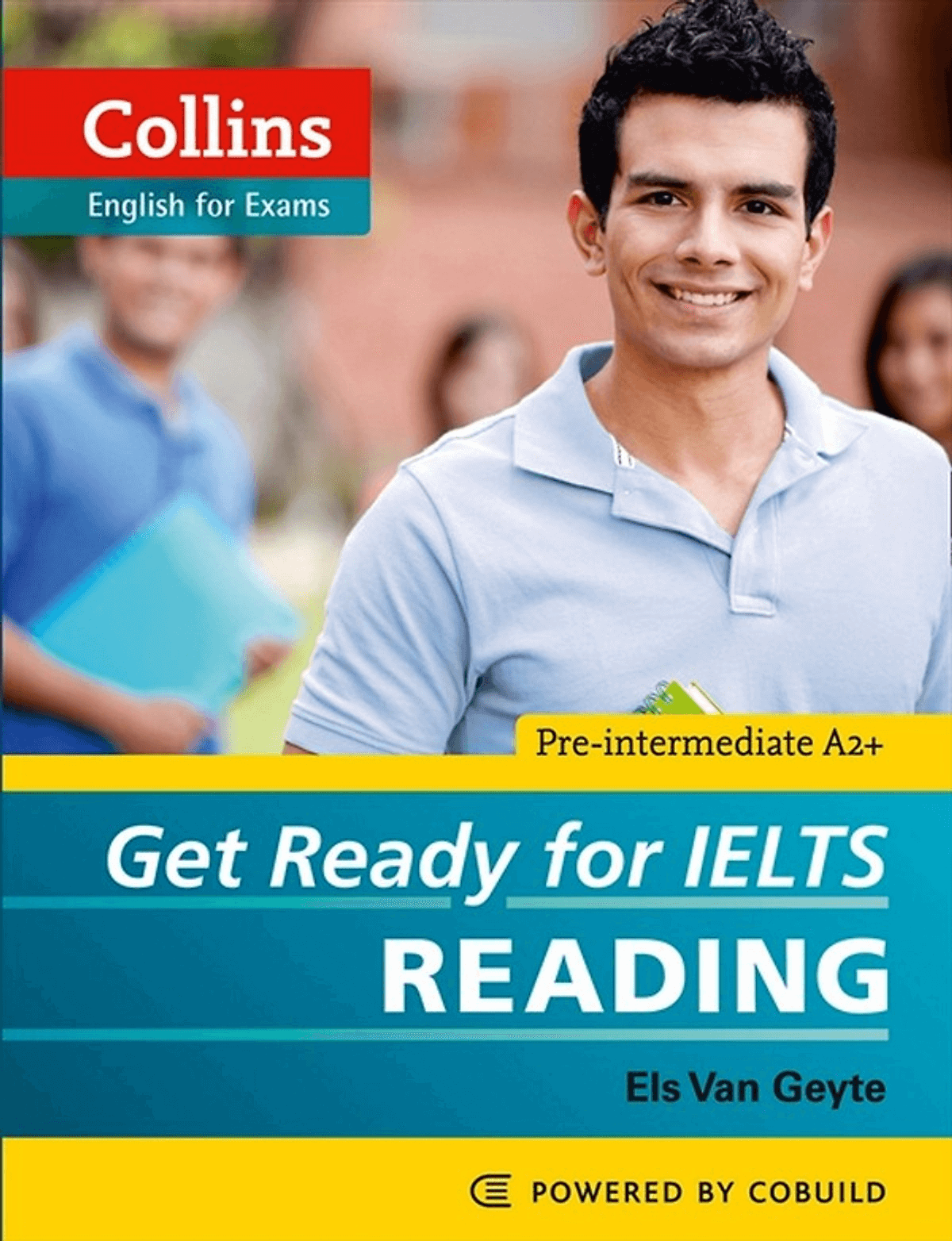 Get ready for IELTS reading pdf