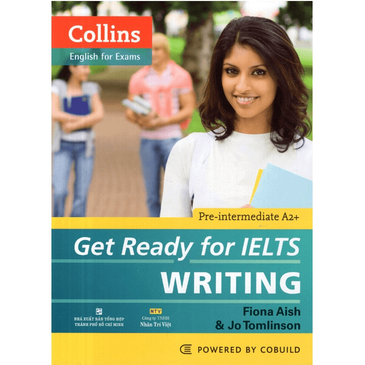 Get ready for IELTS writing pdf