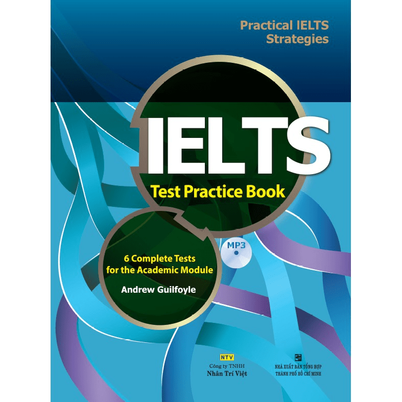 Practical IELTS Strategies 5 - IELTS test practice book audio