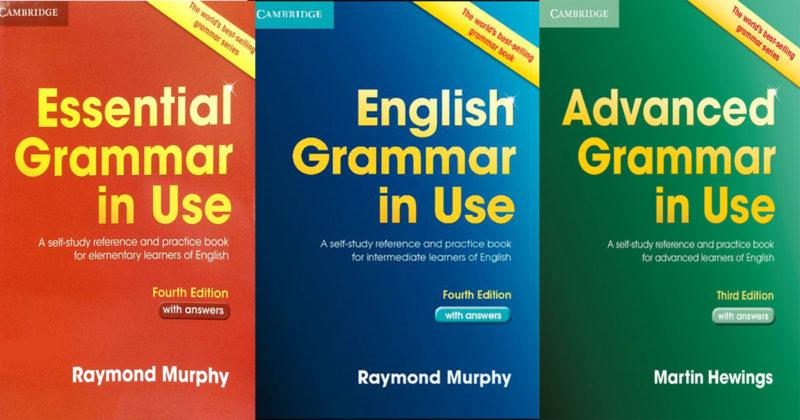 Bộ sách English Grammar in Use