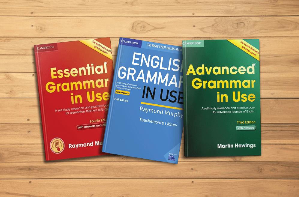 Tải trọn bộ sách English Grammar in Use PDF miễn phí
