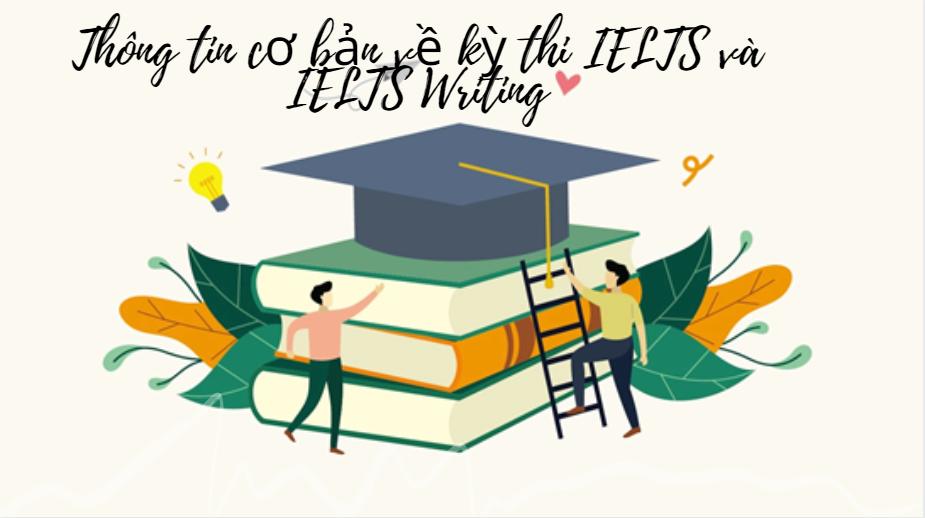 Thông tin cơ bản về kỳ thi IELTS và IELTS Writing