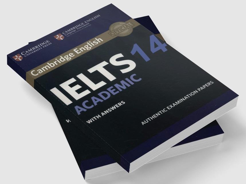 Thông tin bộ sách Cambridge IELTS 14.