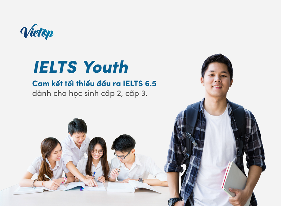 Khoá học IELTS Youth