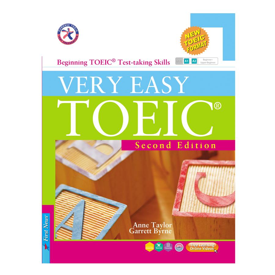 Sách Very Easy TOEIC