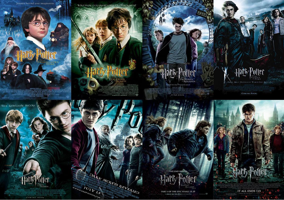 Bộ phim Harry Potter - J. K. Rowling