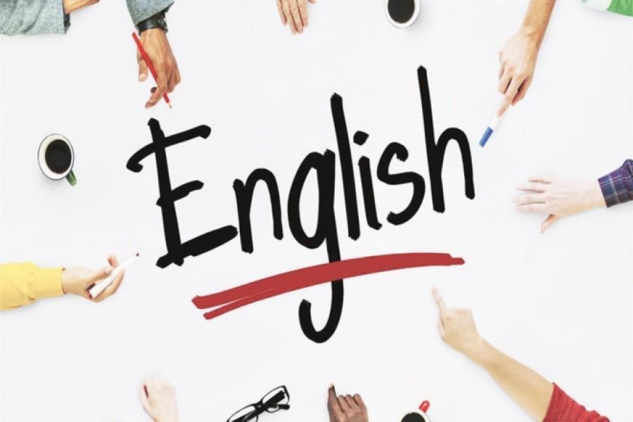Học tiếng Anh là một quá trình.