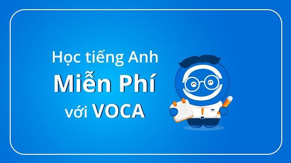 Voca – Trang học từ vựng tiếng Anh qua FLASHCARD