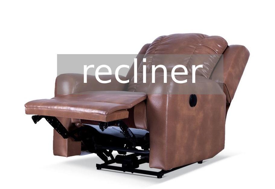 Từ chuyên ngành nội thất: Ghế đệm để thư giãn