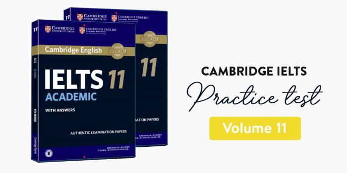 Cambridge IELTS 11 general training