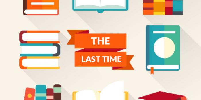Cách dùng the last time