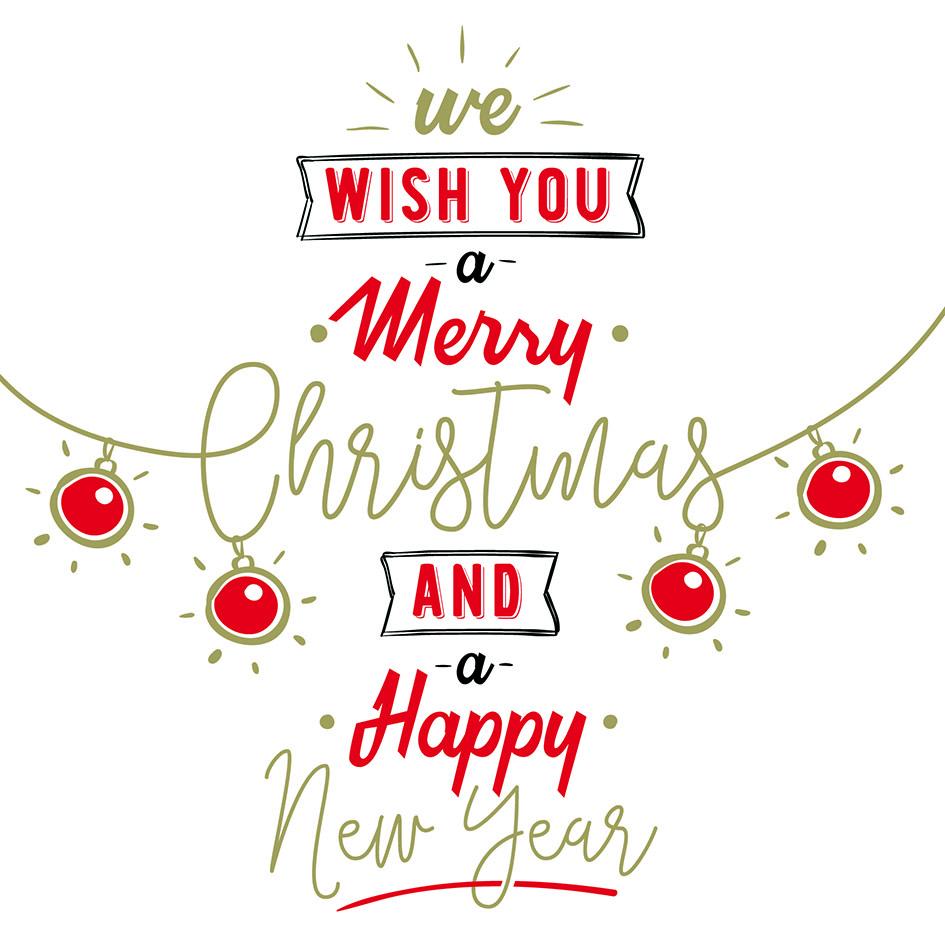Những câu chúc mừng giáng sinh tiếng Anh ngắn gọn