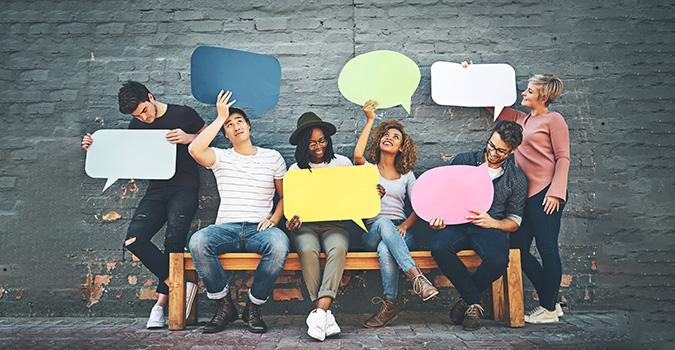 Một số từ vựng tiếng Anh về tình bạn