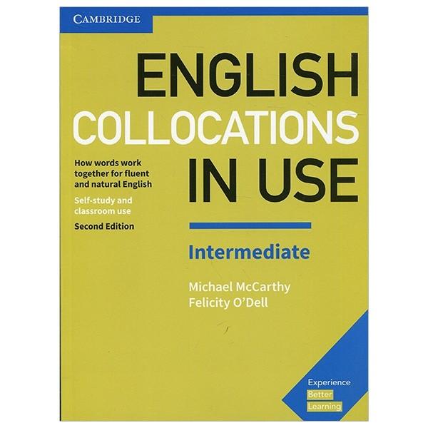 English collocation in use intermediate