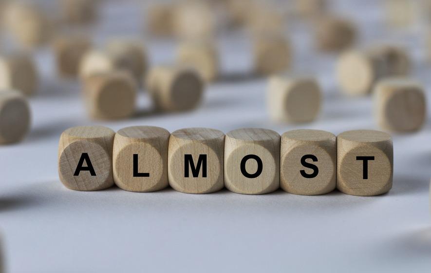 Sự khác biệt giữa most và almost