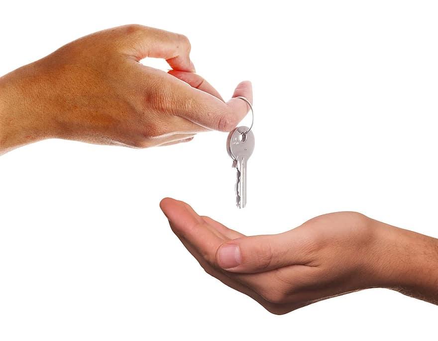 Cách dùng offer và give