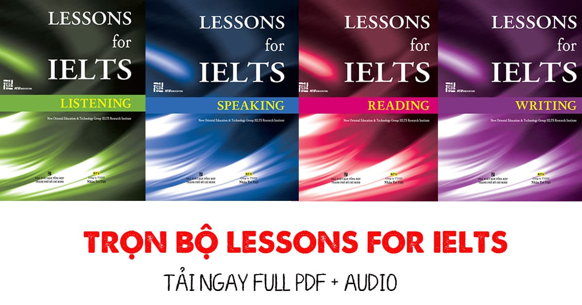 Download Lessons for IELTS
